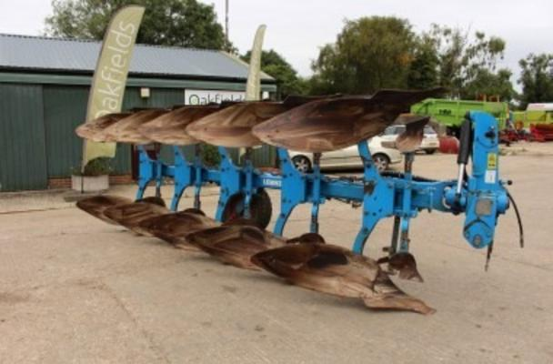 Other 2003 LEMKEN OPAL 7 5 FURROW PLOUGH