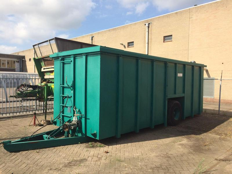 onbekend Mestcontainer