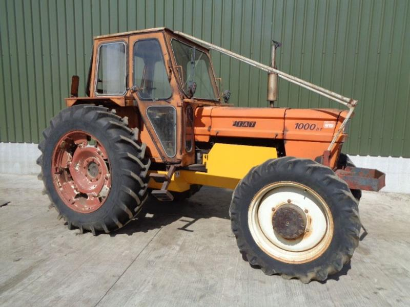 Fiat 1000DT 4WD Tractor