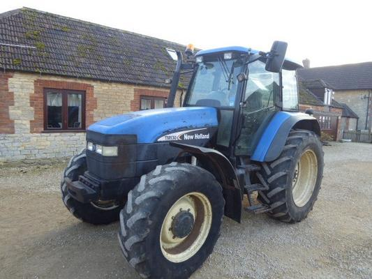 New Holland  TM130 TRACTOR