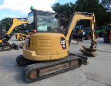 Cat 305E CR DIGGER