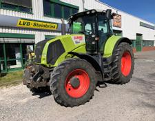 Claas Axion 810 C-Matic 50km/h