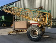 Sonstige 16m Techneat Trailed Avadex Applicator