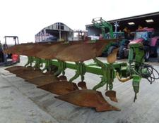 Dowdeswell MA105 5 Furrow Reversible Plough