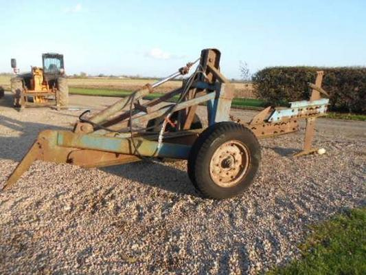 Other Used Mole Plough