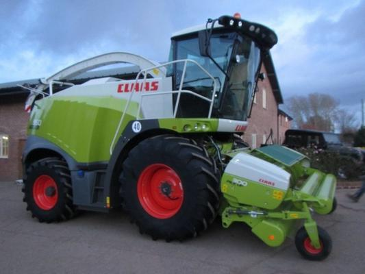 Claas Claas 950 forager
