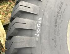 pair of Goodyear Terra flotation 44x18.00-20NHS tyres