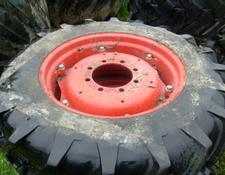 set of wheels and tyres to suit Fendt 208S for sale
