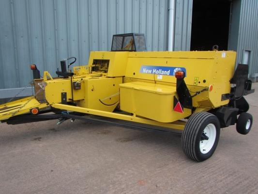 New Holland New Holland BC5070 conventional baler