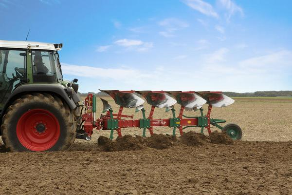 Other NEW KVERNELAND LB 85/300 5+1 FURROW PLOUGH