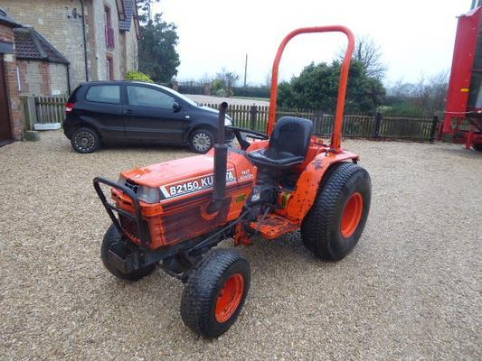 Other KUBOTA B2150 HST TRACTOR