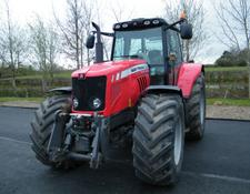 Massey Ferguson MF 7480 ST-405 Tractor for sale