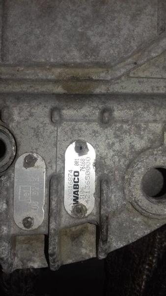 Wabco Engine parts Used in 2040 -078 RIO MAIOR, Portugal (4686785