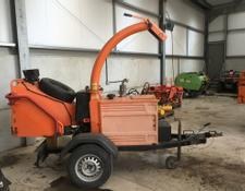 Timberwolf TW150 DBH Wood Chipper