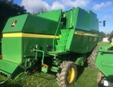 John Deere 1450CWS combine for sale