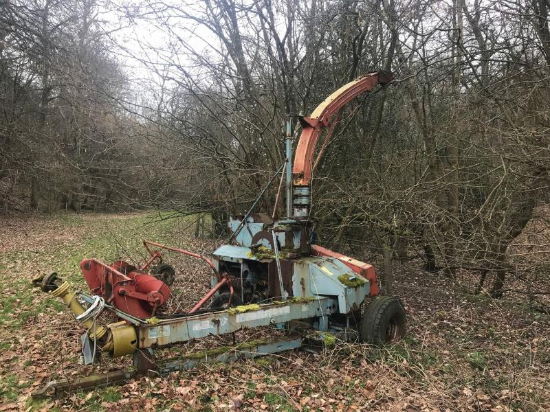 Reco SH40 Forage Harvester For Sale