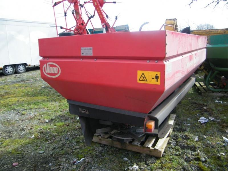 Vicon RS-XL2300 Rotoflow Spreader