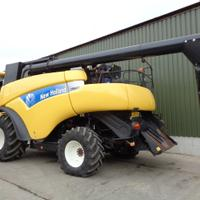 Used New Holland Combine harvesters for sale - classified fwi co uk