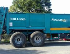 Rolland 7130 TCE EDT muck    spreader