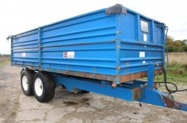 Other A.S. DD 12 L TANDEM AXLE GRAIN TRAILER
