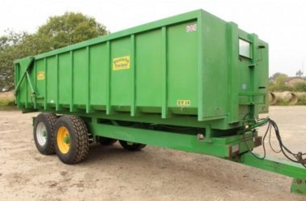 Other EASTERBY 14 TON GRAIN TRAILER