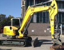 Wacker Neuson EZ80 EXCAVATOR - HIRE OR BUY