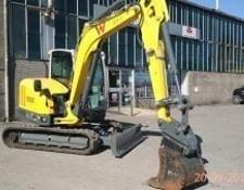 Wacker Neuson ET65 MIDI EXCAVATOR - HIRE OR BUY