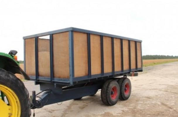 Other PETTIT 8 TON TANDEM AXLE TRAILER