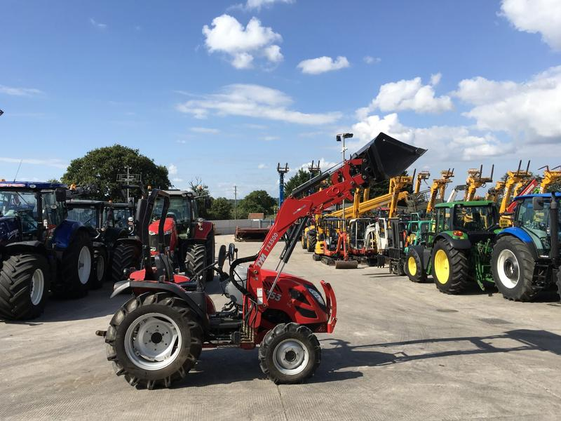 TYM T353 Compact Tractor