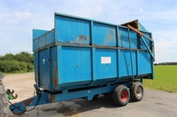 Other 1994 HARRY WEST 10 TON TRAILER