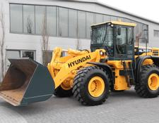 Hyundai WHEEL LOADER 17.9 T HL760-9