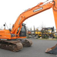 Used Doosan Excavators for sale - classified fwi co uk