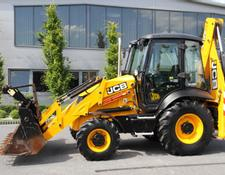 JCB BACKHOE LOADER 3CX TURBO 4x4 like NEW 1500 MTH!