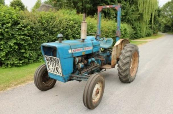 Ford 1969  3000 2WD TRACTOR