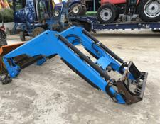 Sigma 4 Turbo Lift Top 50 Loader Boom
