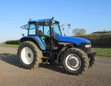 New Holland TM165 Range Command