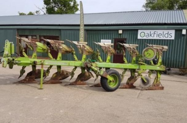 Other 1994 DOWDESWELL DP120S 6 FURROW PLOUGH