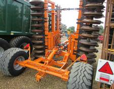 Simba X-PRESS 5.5 metre ProActive Short Disc Harrow Cultivator