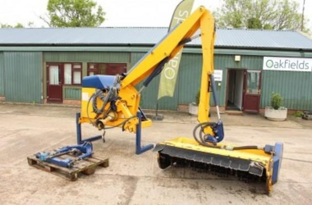 Bomford 2003  FALCON 5 HEDGE CUTTER