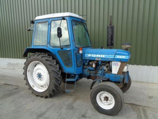 Used Ford 6610 2WD Tractor