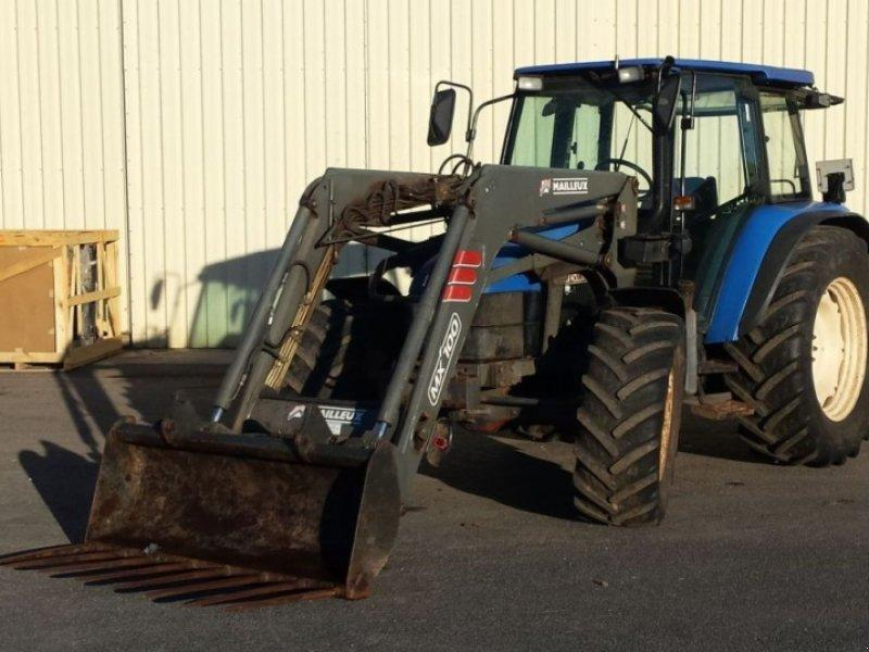 New Holland TL100 CHARGEUR