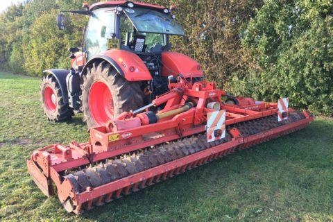 Kuhn 6M POWER HARROW