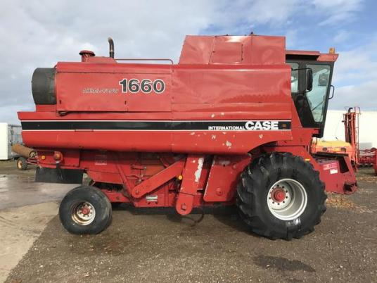 Case IH 1660 AXIAL FLOW