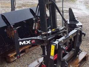 Mailleux France mailleux manubal v50 front loader attachments used in 12000 rodez