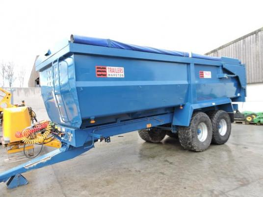 Marston Trailers Group MDX18