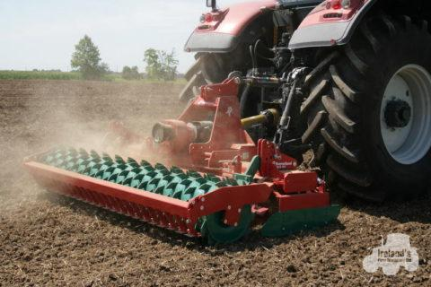 Kverneland 4M POWER HARROW HIRE