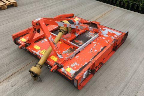 Compact 1.2M ROTARY MOWER FOR HIRE