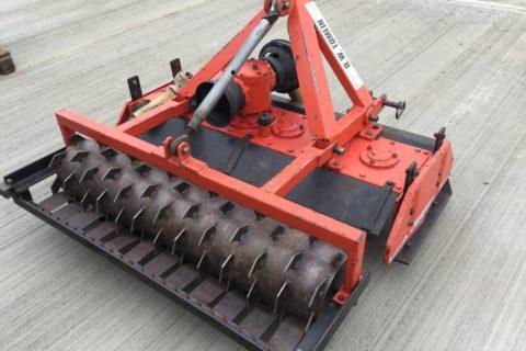 Compact 1.2M POWER HARROW FOR HIRE