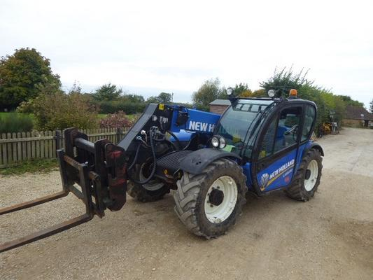 New Holland  TM5030 TELEHANDLER