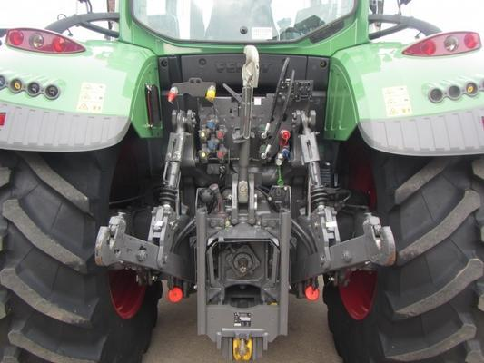 Fendt Fendt 720 Profi-Plus